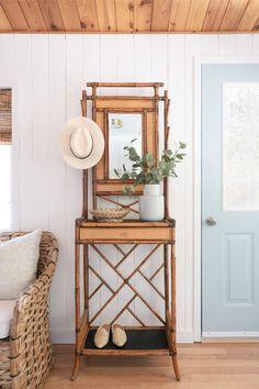 The Amabel Beach House | lark & linen Decor, Decorating Your Home, Home N Decor, Ladder Decor, Interior, House, Decor Essentials, Home Decor, Beach House Design