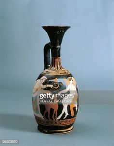 Stock Photo : 4th Century B.C., Italy, Taranto, Museo Archeologico Nazionale (Archaeological Museum), Greek art