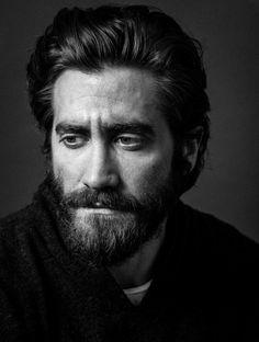 Jake Gyllenhaal hair beard tumblr Style