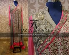 Fozia And Nargis Formal Wear Collection 2013 For Women