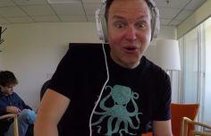 Blink-182's Mark Hoppus was filmed reacting for this...: Blink-182's Mark Hoppus was filmed reacting for… #Blink182BoredToDeath #Blink182
