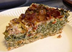 Slow Cooker Spinach Quiche