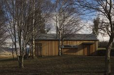 New Zealand guest house fits luxurious living in a tiny space Green Building, Building A House, Dutch Gardens, Farm Shed, House Of The Rising Sun, Relaxing Places, Space Architecture, Maine House, Architect Design