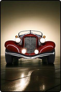 1936 Auburn Boattail Speedster V8 car