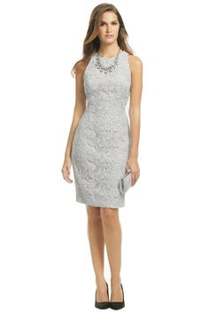Love Is In The Air Sheath by Carmen Marc Valvo for $40 | Rent The Runway