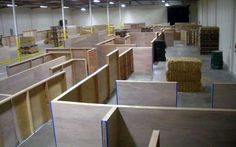 indoor airsoft arena - Google Search