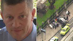 ロンドン中心部にある英議会議事堂(ウェストミンスター宮殿)周辺で22日に起きた襲撃 - Yahoo!ニュース(BBC News)