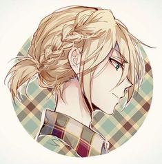 Image result for yurio hair