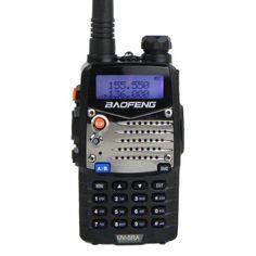 Baofeng UV5RA Ham Two Way Radio 136-174/400-480 MHz Dual-Band Transceiver (Black) BaoFeng http://www.amazon.com/dp/B009MAKWC0/ref=cm_sw_r_pi_dp_FXBewb1K7ERPA