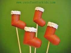 kids'-party-food-ideas-Santa's-boot