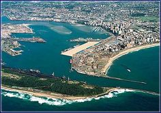 Durban South Africa: Home of the Zulu Kingdom Beautiful Places To Visit, Beautiful Beaches, Places To See, Pretoria, Zimbabwe, Durban South Africa, South Afrika, Kwazulu Natal, Out Of Africa