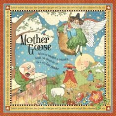 Mother Goose Graphic 45 Paper