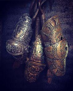 アーマーリング。 #sharespirit#armor#corset