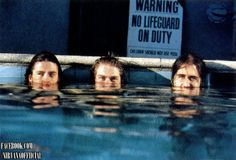 Dave, Kurt and Krist