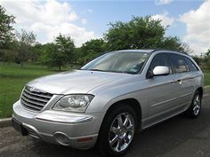2006 Chrysler Pacifica 4dr Wagon Limited FWD