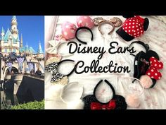 MINNIE EARS COLLECTION - YouTube