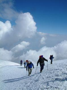 Ağrı Dağı Tırmanışı