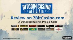http://BitcoinCasinoAffiliate.com - As the software is the heart of a bitcoin casino, this is very apparent for 7BitCasino.com. Using the right kind of software for advertising your site to potential players is a must and 7Bitcoin.com is quick to see this connection. A life-sized dealer is another attraction.   Your one stop for Bitcoin Casino Visit - http://BitcoinCasinoAffiliate.com