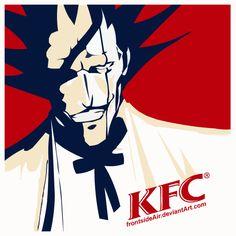 KFC Kenpachi Fried Chicken