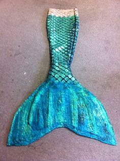 diy mermaid tail - Recherche Google                                                                                                                                                                                 More