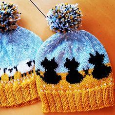 Meowf Hut - kostenlose Anleitung , Meowf Hat - Free Pattern , Baby knitting patterns Source by m. Diy Crochet And Knitting, Baby Hats Knitting, Knitting Blogs, Crochet Bebe, Free Knitting, Free Crochet, Knitted Hats, Crochet Hats, Fair Isle Knitting Patterns