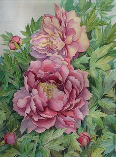 Watercolor paintings Plovetskoy Tatiana. Discussion on LiveInternet - Russian Service Online Diaries