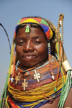 Mumuila tribe - Angola