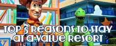 """There are five Disney value resorts at Walt Disney World - All Star Sports, All Star Movies, All Star Music, Pop Century, and the Art of Animation. Here are the top five reasons to choose one! 1. The Food Courts With up to 3,000 rooms per resort, the """"Values"""" have a lot of mouths to…"""