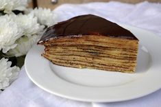Hungarian Recipes, Pancakes, Breakfast, Food, Morning Coffee, Essen, Pancake, Meals, Yemek