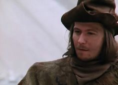 Gary Oldman as the young Dauphin Louis (The House of Niccolò)