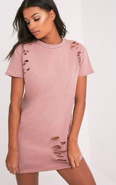 Imágenes Camiseta Mejores Chemises 8 Rasgada Robes Déchirées De 4nxwwpa
