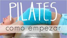 Pilates, ¿Como empezar?  El método Pilates es de las mejores cosas que se pueden hacer, para conseguir una buena higiene postural, y para mejorar algunas patologías, como ...  http://www.bienestarfitness.com/pilates/pilates-como-empezar/  #pilates #ejercicio #salud #postura #espalda #saludable #health