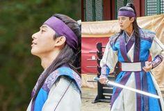 "Park Seo-joon Transforms Into A Flower Warrior For New ""Hwarang"" Stills"