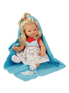 This Schildkrot bath doll perfect for children to play with in the bath. Luise has a beautiful laughing face, showing how much she loves splashing about at bathtime. She's long, wears a swimming costume, Bath Doll, Laughing Face, Toddler Dolls, Swimming Costume, Bath Time, Baby Car Seats, Kids Rugs, Activities, Disney Princess
