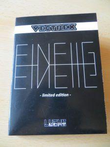 Eineiig (Limited Edition) [Vectrex] - Jungsis Corner