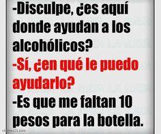 Ayuda a los alcohólicos