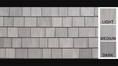 Driftwood color tones for siding. Option #1