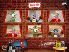 Muppets Bandaids