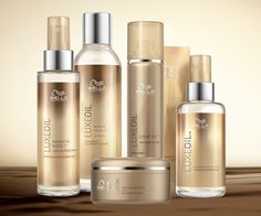Wella LuxeOil Collection - Smooth Keratin Protection