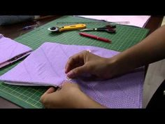 Mulher.com 02/05/2014 Regina Silva - Bolsa bebê patch Parte 1/2 - YouTube