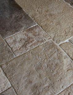 Antique Dalle de Bourgogne Stone Floor Tiles