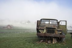 Rusty morning by Beniamin Sabo on Car Ins, Military Vehicles, Army Vehicles