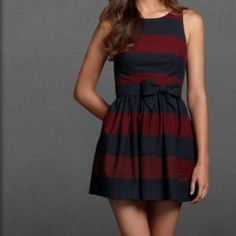 I don't really like Abercrombie but i love this dress
