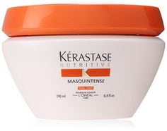 http://cosmeticcastle.net/wp-content/uploads/2015/09/41i3p94iaGL.jpg - To Make Hair Soft and Supple Soak your hair in softness and shine from roots to ends by applying Kerastase Nutritive Masquintense for Thick Hair. It can nourish your hair and provide it nutrition for a healthy look. This formula can also add elasticity to your hair.Highly concentrated nourishing - https://twitter.com/cure316/status/637365973444464640