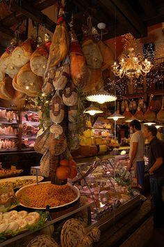 Mercato del Mezzo ~ Bologna, Italy