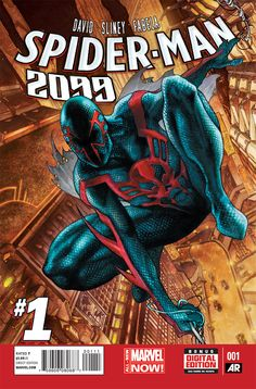 COMICS: Prepare To Change the Future In New Preview Of SPIDER-MAN 2099 #1