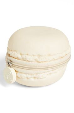 PIQ Products Vanilla Macaron Coin Purse available at #Nordstrom
