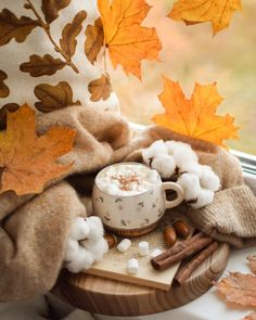Nice to meet you. Autumn Tale, Autumn Cozy, Autumn Flatlay, Hygge Autumn, Winter Soups, Coffee Pictures, Autumn Aesthetic, Fall Pictures, Nice To Meet