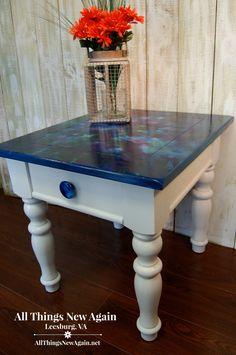 mom unicorn spit table