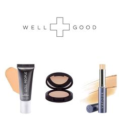 When the wellness gurus at @wellandgoodnyc name THREE of our concealers as the best in natural concealers.   Congrats to our W3LL PEOPLE Bio Correct Concealer our NU EVOLUTION Camouflage Creme and our Vapour Organic Beauty Illusionist Concealer! Read why WellGood loves them  shop at the link in our profile. #ecodivalovesyou #makeupmonday #iamwellandgood